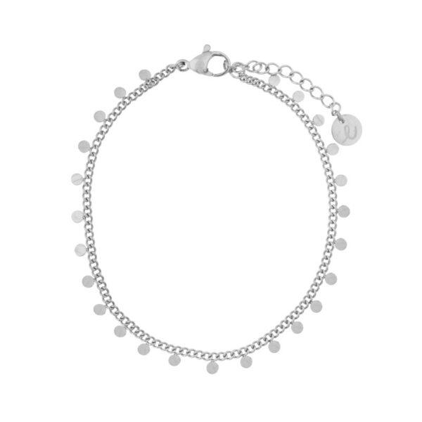Bracelet-circles-silver