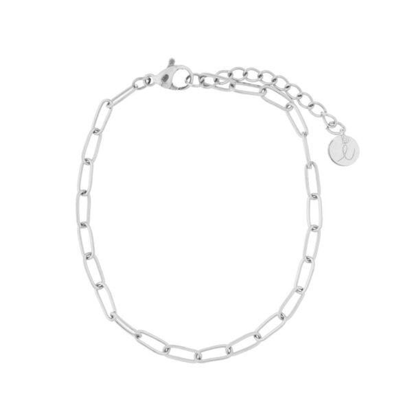 Bracelet-links-silver
