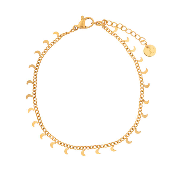 Bracelet-moons-gold