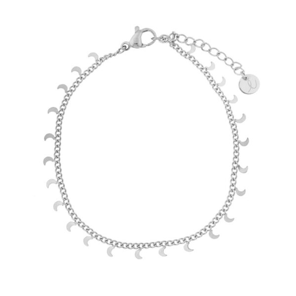 Bracelet-moons-silver