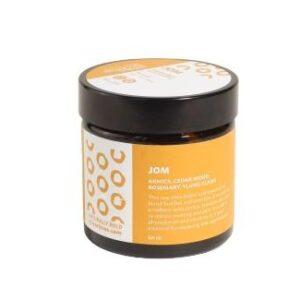 JOM Herstellende body butter – Arnica, Rozemarijn, Cederhout & Ylang Ylang