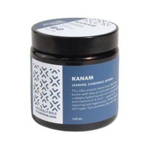 KANAM Verrijkende en hydraterende body butter – Jamijn, Kamille & Mirre