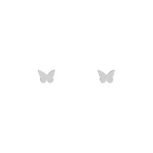 Stud oorbellen vlinder