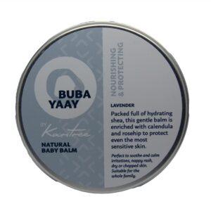 Buba Yaya Natural Baby Balm Lavender