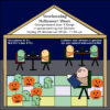 Halloween week voorleesdag ochtend